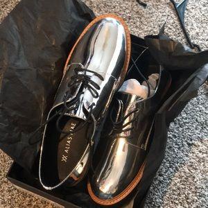Shoes - Alias Mae chrome shoes